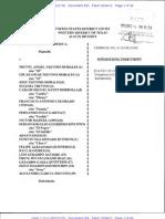 Zetas Superseding Indictment