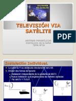 TELEVISIÓN VIA SATÉLITE TEMA Nº16 parte nº2 Distribucion