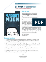 Maggot Moon Discussion Guide