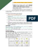 Analiza Earned Value. Definiţii. Importanţă. Etape de aplicare. Parametrii şi interpretare
