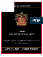 Kairos First Annual Summit