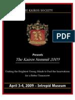 Kairos First Annual Summit