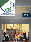 Global Health Research Foundation SVC Wireless Presentation December 2012