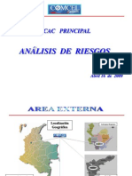 ANALISIS DE RIESGOS COMCEL PRINCIPAL COLOMBIA.ppt
