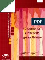 Programa de Educacion Afectivo-sexual Material Didactico