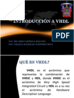 Introduccion a Vhdl