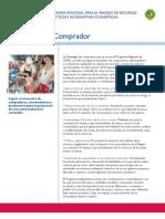 Estrategia Comprador Programa Regional de USAID MAREA.