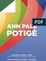 Apostila Creole / Português FEYÈ KREYÒL AYISYEN – POTIGÈ
