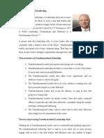 Leadership Concepta Report 2