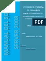 Manual SQL Server 2008
