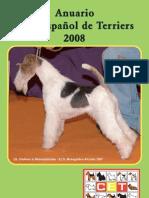 Anuario CET 2008