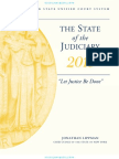 State of the Judiciary 2013