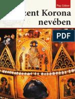 A Szent Korona Neveben Pap Gabor