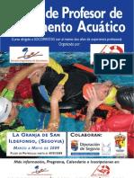 Curso Salvamento Acuatico
