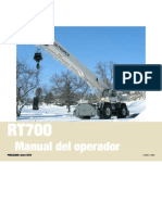Rt700 Operators