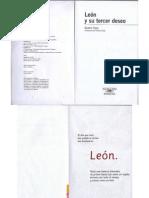 001- Leon y Su Tercer Deseo