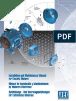 Manual de Mantenimiento de Motores Electricos