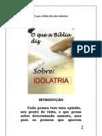 40009289 Reni Araujo o Que a Biblia Diz Sobre Idolatria