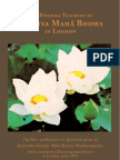 The Dhamma Teaching of Acariya Maha Boowa in London