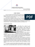 Vargas, Dutra e Juscelino - 9° Ano - Cap-uerj