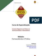 #APOSTILA FARMACOTECNICA