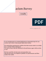 Racism Survey