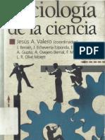 120773384 Sociologia de La Ciencia Corregido OCR