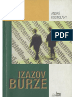 Andre Costolany - Izazov Burze