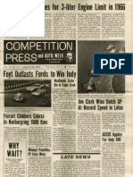 1964 Competition Press and Autoweek