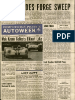 1966 Competition Press and Autoweek