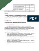 Cuestionario #1 Convencion de La Seguridad de Los Contenedores CSC