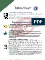 Pasos Para El Registro de Una Patente