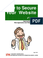 Website Security En