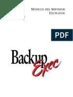 Manual de Backup de Exchange Server