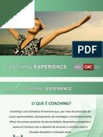 Apresentacao Coaching Experience - SJC