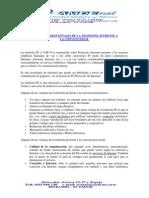 VENTAJAS Y DESVENTAJAS DE LA TELEFONÍA IP FRENTE A LA