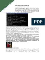 Sistemas Operativos y Sus Caracteristicas