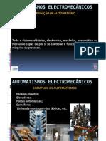AUTOMAÇÃO_AUTOMATISMOSELECTROMECÂNICOS