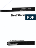 Steel Stacks Asme Sts-1-2006 Asme