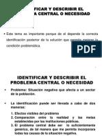 El Problema - Tema 3