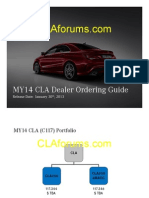 CLA order guide from CLAforums.com