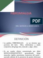 Fibromialgia Matilde