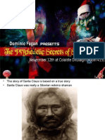 The Psychedelic Secrets of Santa Claus