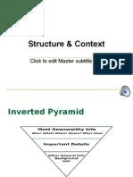 JOUR 102 Structure & Context