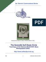 The  Revealed  Quranic Commandment Series