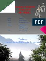 plazas y paseos públicos - presentación