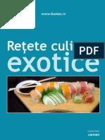 Retete culinare exotice