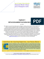Manual Desenho Estacionamientos Bicicleta [Ciudad Viva]