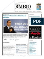 04-02-2013  Diario Cambio - Moreno Valle reitera solidaridad de poblanos