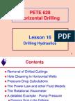 drilling hydraulic